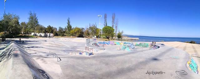 Skatepark expo lisboa