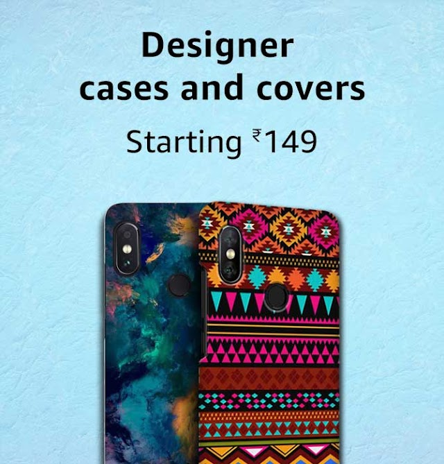Mobile Covers [STARTING AT ₹149]