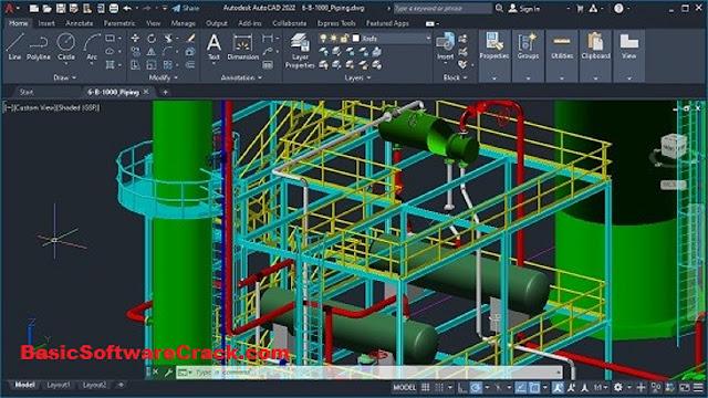 Autodesk AutoCAD 2022 (x64) Full Version download