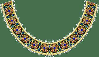Jwellery-pattern-kurti-neck