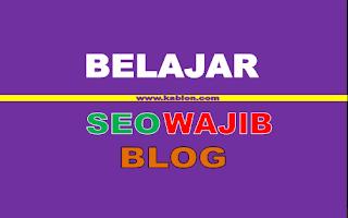 12 Cara Mudah Membuat Blog SEO