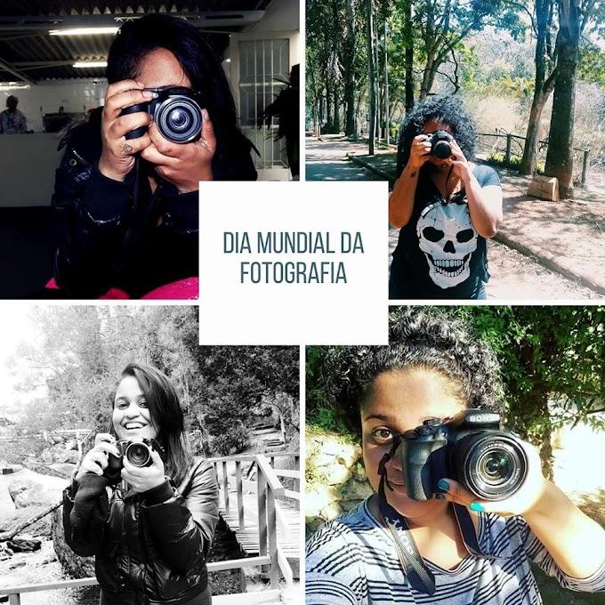 QUANDO O HOBBY VIRA PROFISSÃO - Dia Mundial da Fotografia