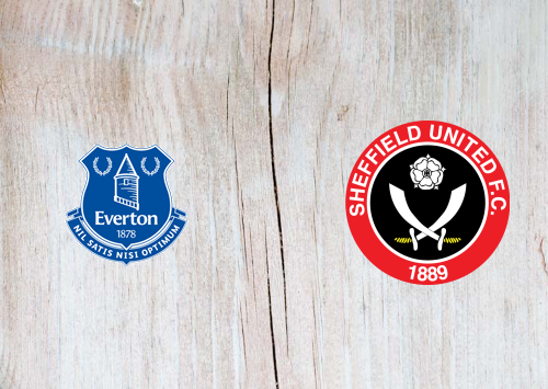Everton vs Sheffield United -Highlights 21 September 2019
