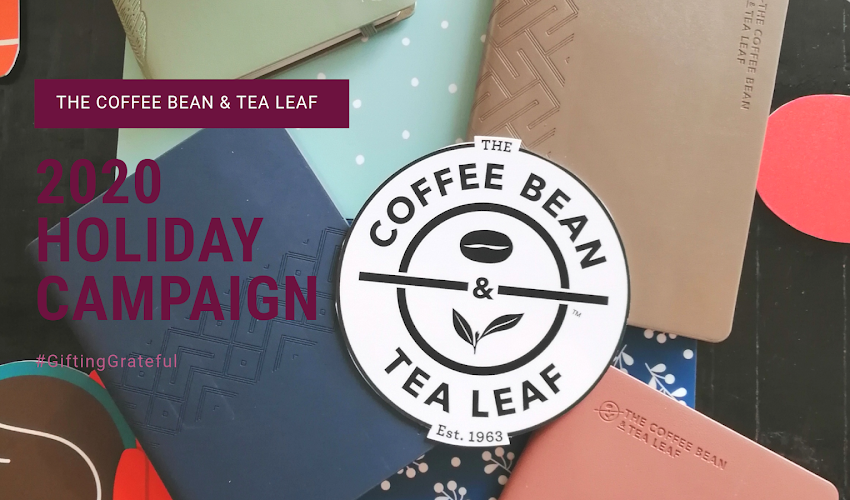 The Coffee Bean & Tea Leaf®'s 2020 Gifting Grateful Campaign