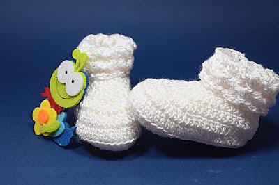 2 - Crochet Imagen Peucos o boticas a crochet fácil sencillo por Majovel Crochet.