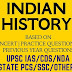 Indian History Objective pdf Book Download in English For UPSC and State PCS