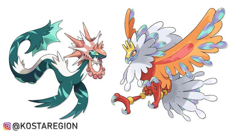 Pokémon Lendários