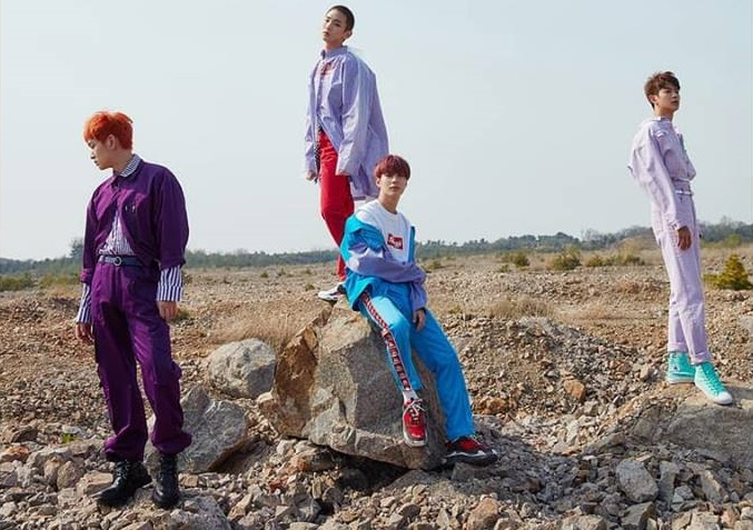 I AM KPOP GIRL : The Story Of Light: SHINee New Album Promotional