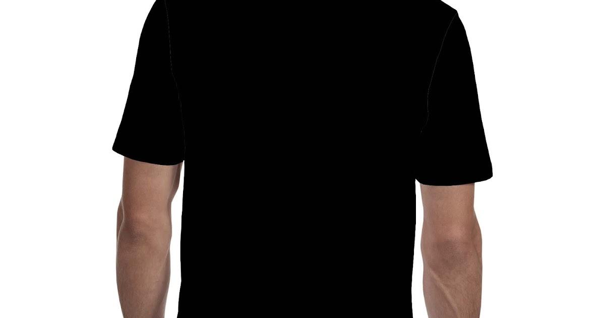 Top Info 42 Kaos Polos Depan Belakang Hitam Hd