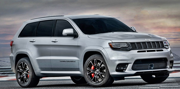 2018 Jeep Grand Cherokee SRT8 Hellcat, Review, Specs
