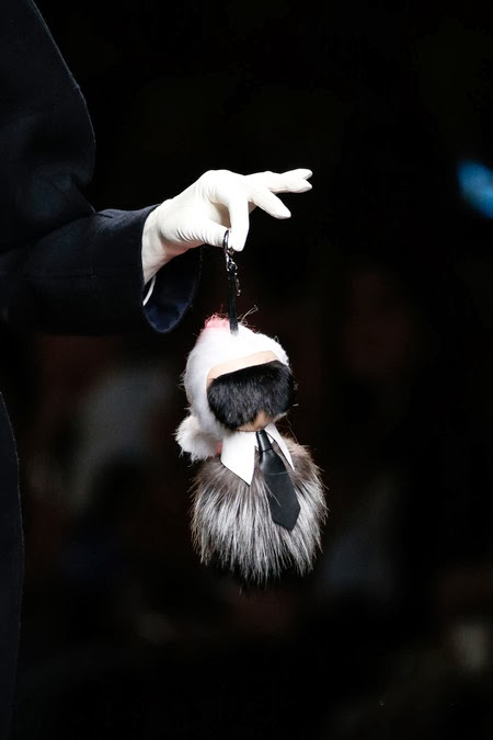Milan Fashion Week : Fendi Fall/Winter 2014