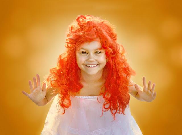 Syukuri Warna Rambut Kalian