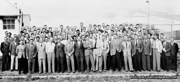 Rekrut saintis NAZI