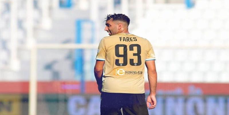 اللاعب الدولي الجزائري محمد فارس,Lazio.Mohamed.Fares