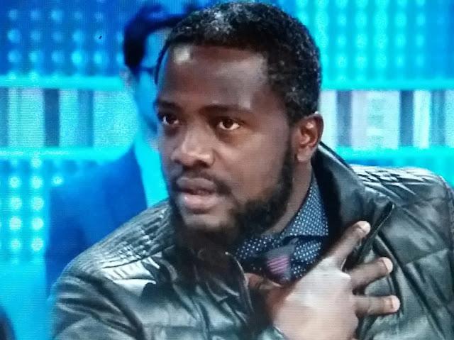 Bertrand Ndongo insulta y menosprecia a las mujeres de izquierda en Twitter