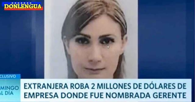 Venezolana en Perú fingió estar hospitalizada para robar la empresa en la que trabajaba