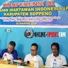 Pengurus PWI Sulsel,Hadiri Konferensi Kerja PWI Soppeng