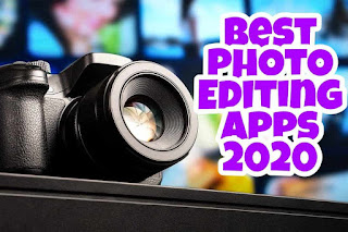 5 Popular Photo Editor Apps For Android For 2020