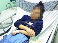 Diperkosa Ayah Kandungnya Berkali Kali ABG 14 Tahun ini Hamil 8 Bulan..!!