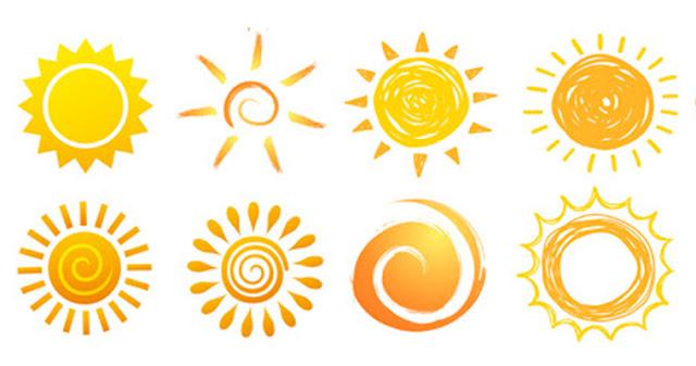 Выберите солнце и узнайте, о чем говорит ваш выбор!