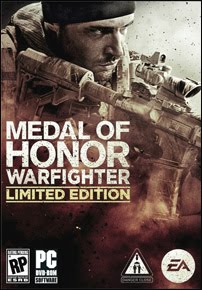 Medal of Honor Warfighter Limited Edition (PC) 2012