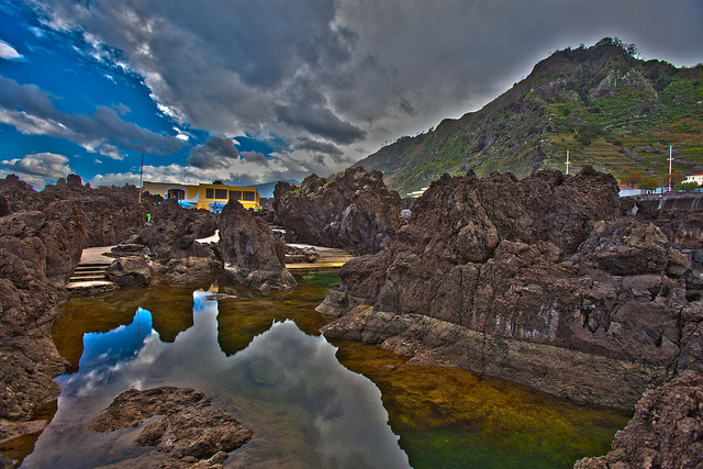 Porto Moniz Lava Pools