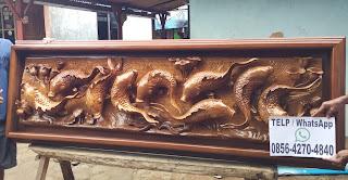 relief ikan koi