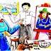 A hindi story of a intelligent artist kids