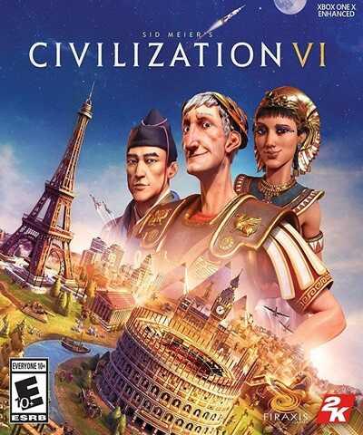 โหลดเกมส์ [Pc] Sid Meier's Civilization VI - New Frontier Pass Part 2