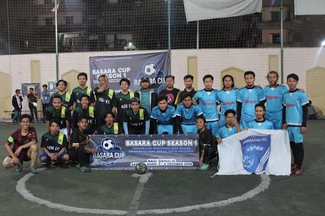 Pertama Kali Dalam Sejarah, KMNTB Selenggarakan Kompetisi Futsal Basara Cup