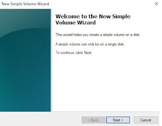 Volume Wizard