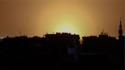 ဆီးရီးယားမွာ အစၥေရး က တိုက္ခိုက္မွုေတြလုပ္