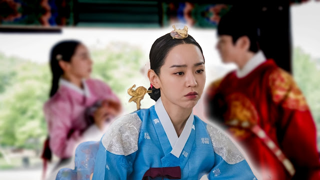 """Mr. Queen"" Berbagi Sekilas Tentang Shin Hye Sun dan Kim Jung Hyun yang Menghibur Sebagai Pasangan Kerajaan"