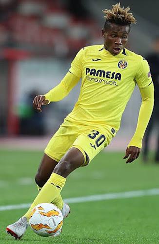 Diamond Hub 101 - Samuel Chukwueze Named Man Of The Match For Villarreal