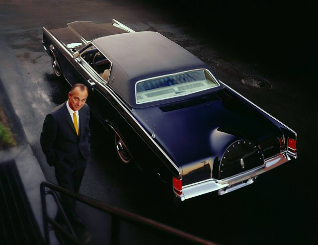 1969. Lincoln Continental Mark III