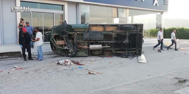 Τι αναφέρει η αστυνομία για το θανατηφόρο τροχαίο στο Άργος