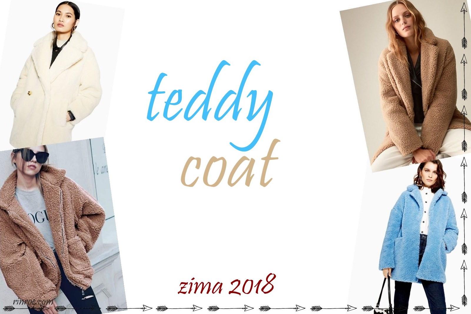 Teddy Coat | Jak ubrać się zimą