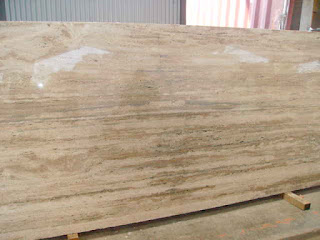 Jenis Marmer Travertine Silver