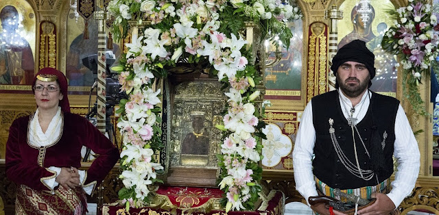 Πως θα γίνει ο φετινός εορτασμός στην Παναγία Σουμελά στο Βέρμιο - Αναλυτικό πρόγραμμα