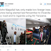 Tanzania President surprises people by flying economy class (Photo)