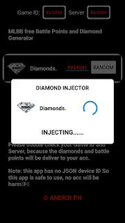 Diamond Generator ML - screenshot 3