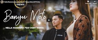 Lirik Lagu Banyu Moto Nella Kharisma Feat Dory Harsa