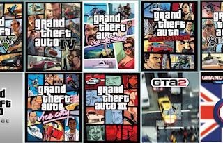 جميع إصدارات لعبة GTA التي تم إطلاقها إلى الآن ألعاب تحميل أونلاينأندرويد هاتف برامج