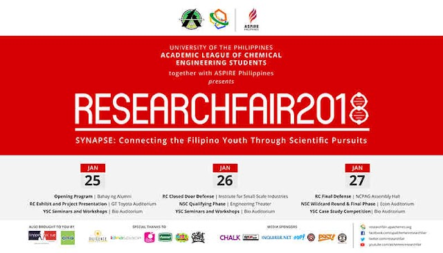 Launched Today: Research Fair 2018