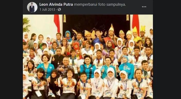 Unggahannya Bersama Ani Yudhoyono Disinggung, Ketua BEM UI Skakmat Komisaris BUMN