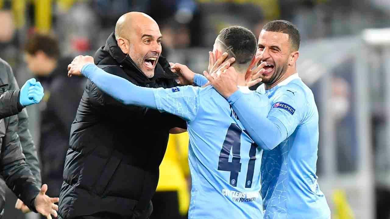 Real Madrid y Manchester City se clasificaron a las semifinales de la Liga de Campeones