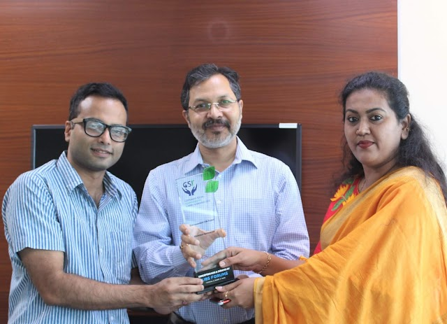 mjunction wins Best Innovative CSR Project of the Year Award