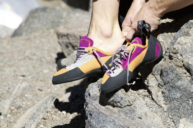 Importance of having a good pair of Rock Climbing Shoes for Women