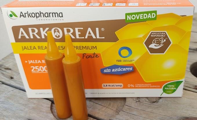 Arkoreal® 2500, ayuda a aumentar las defensas y a reducir el cansancio asociado a la llegada del otoño