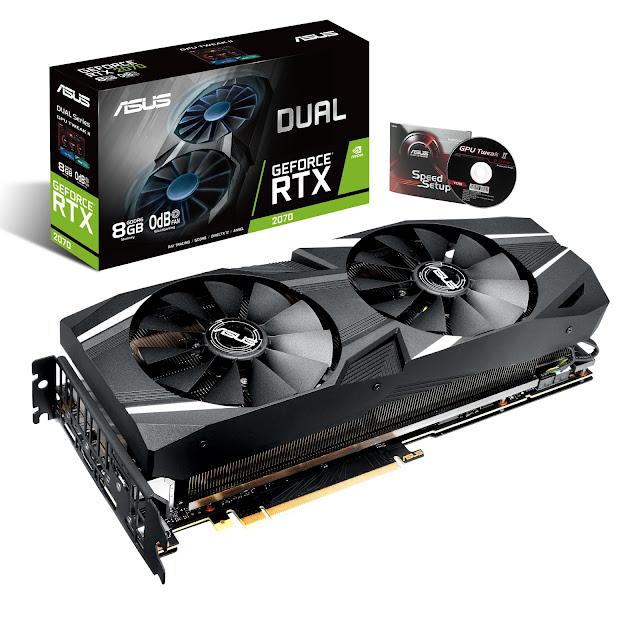 ASUS Dual GeForce® RTX 2070